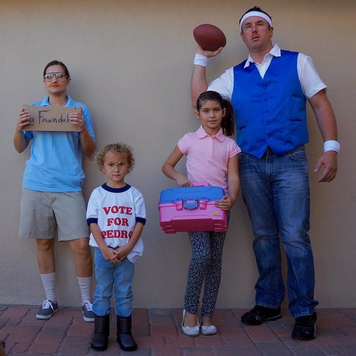 Fact: Families who dress together for Halloween get the most candy (45 Photos)