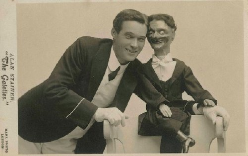 Hands down, ventriloquist dummies are the creepiest things on earth (33 Photos)