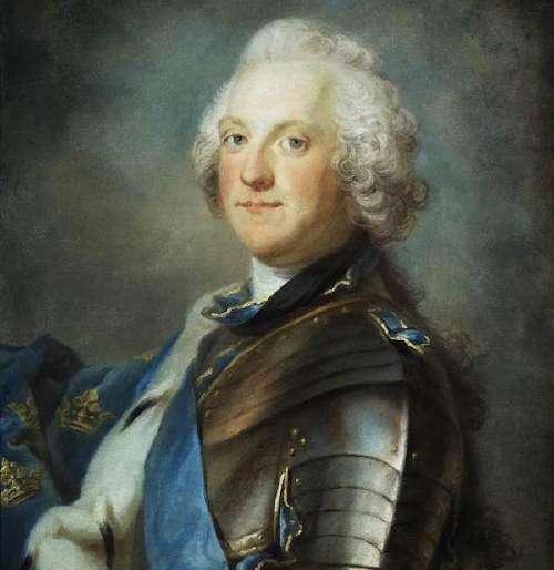gustaf lundberg portrait of adolf frederick king of sweden wga13779 If youre gonna die, might as well have an insanely bizarre death (21 Photos)