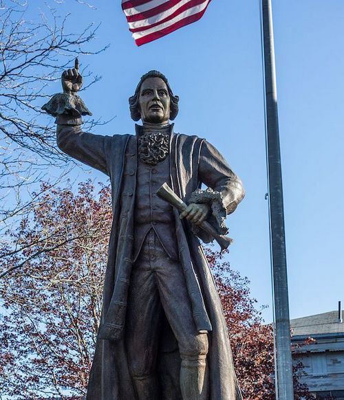 800px statue of james otis jr in barnstable If youre gonna die, might as well have an insanely bizarre death (21 Photos)