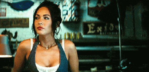 megan fox is exactly what her name says 15 gifs 942 Megan Fox is exactly what her name says (15 GIFs)