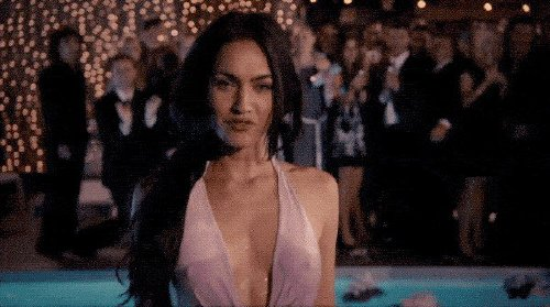 Megan Fox is exactly what her name says (15 GIFs)