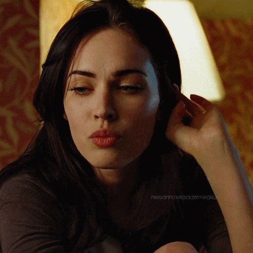 megan fox is exactly what her name says 15 gifs 343 Megan Fox is exactly what her name says (15 GIFs)