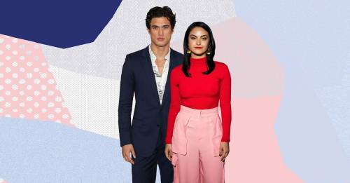 Riverdale's Camila Mendes and Charles Melton are officially calling themselves 'Charmila'
