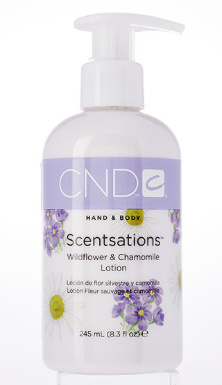 Лосьон для рук и тела Scentsations, CND