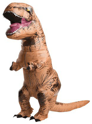 adult jurassic world inflatable t rex costume 49 Shut up and take my money (15 Photos)
