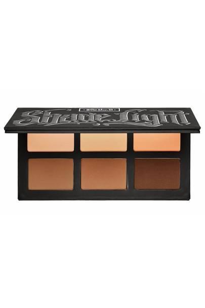 Shade & Light Face Contour Palette, £37, Kat Von D