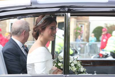 This was the sentimental meaning behind Princess Eugenie's Peter Pilotto wedding dress