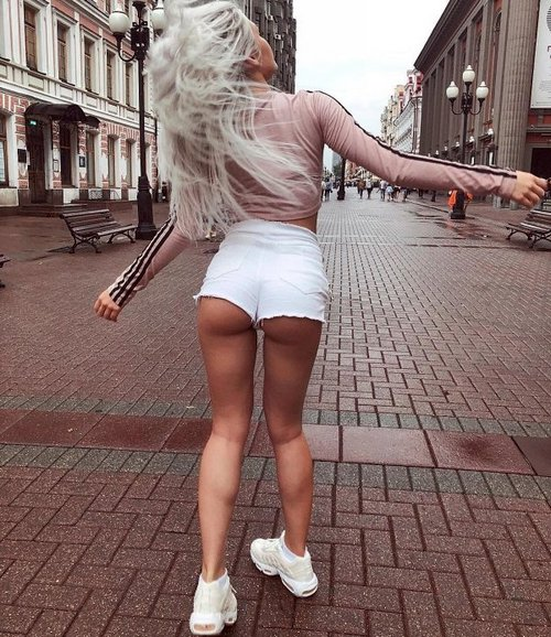 dance malyshka official 40429567 1847365495358969 4202482124537724928 n Todays forecast is hot and looking cheeky (32 Photos)