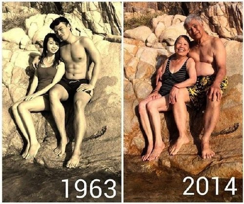 photos that prove true love never dies xx photos 18 True love is real and everlasting (25 Photos)
