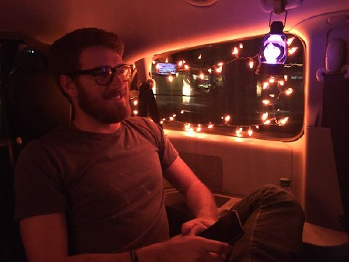 Uber and Lyft drivers that are kicking hospitality into high gear (30 Photos)