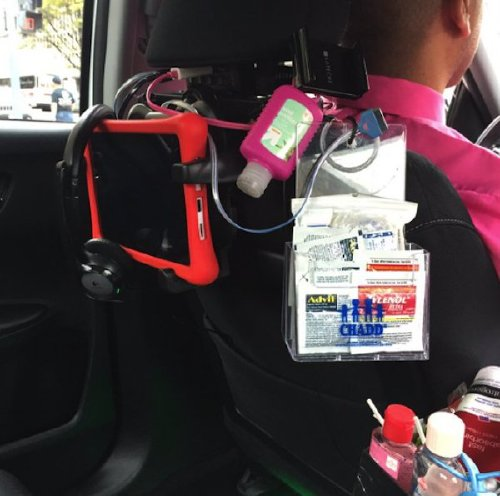 uber and lyft drivers that are kicking hospitality into high gear x photos 22 Uber and Lyft drivers that are kicking hospitality into high gear (30 Photos)