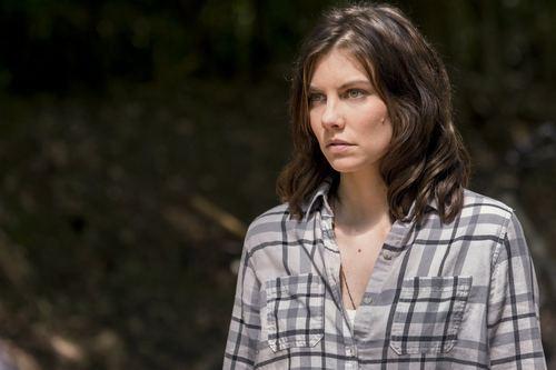 Lauren Cohan as Maggie Rhee - The Walking Dead _ Season 9, Episode 1 - Photo Credit: Jackson Lee Davis/AMC