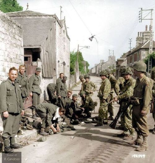 wwii colorized photos are a fascinating look at history xx photos 9 WWII colorized photos are a fascinating look at history (44 Photos)