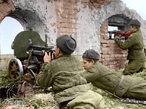 wwii colorized photos are a fascinating look at history xx photos 12 WWII colorized photos are a fascinating look at history (44 Photos)