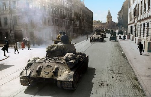 wwii colorized photos are a fascinating look at history xx photos 14 WWII colorized photos are a fascinating look at history (44 Photos)