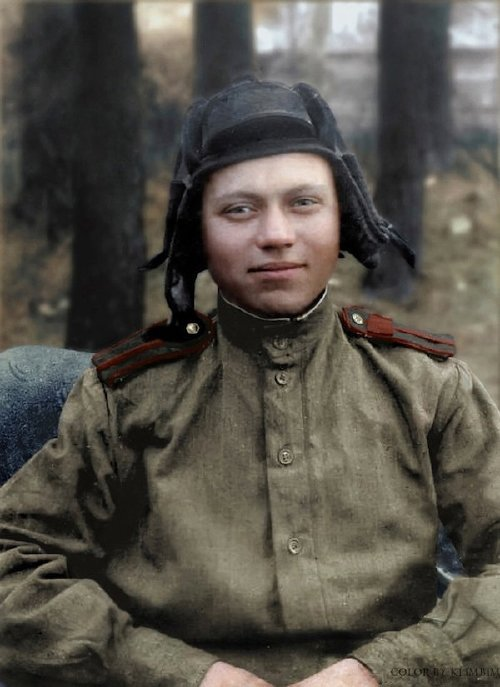 wwii colorized photos are a fascinating look at history xx photos 16 WWII colorized photos are a fascinating look at history (44 Photos)