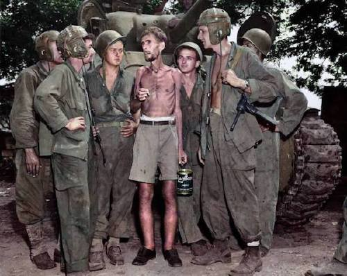 wwii colorized photos are a fascinating look at history xx photos 21 WWII colorized photos are a fascinating look at history (44 Photos)
