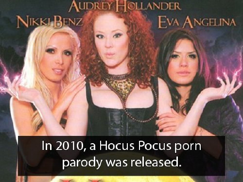 hocus pocus 15 Youre never too old for Hocus Pocus facts (18 Photos)