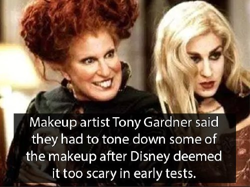 hocus pocus 13 Youre never too old for Hocus Pocus facts (18 Photos)