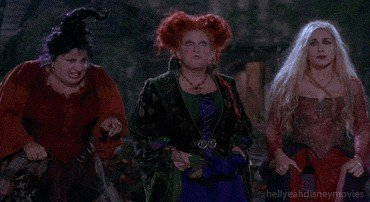 hocus pocus 134 Youre never too old for Hocus Pocus facts (18 Photos)