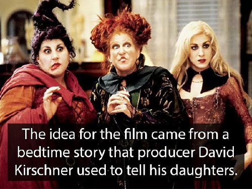 hocus pocus 10 Youre never too old for Hocus Pocus facts (18 Photos)