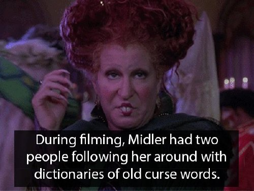 hocus pocus 8 Youre never too old for Hocus Pocus facts (18 Photos)