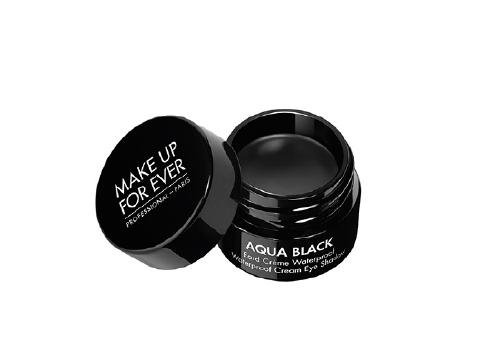 Компактный кремовый гель Aqua Black, Make Up For Ever