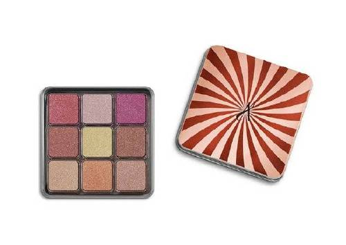 Палетка мерцающих румян Signature Color Shimmer Cubes for Face, Artistry
