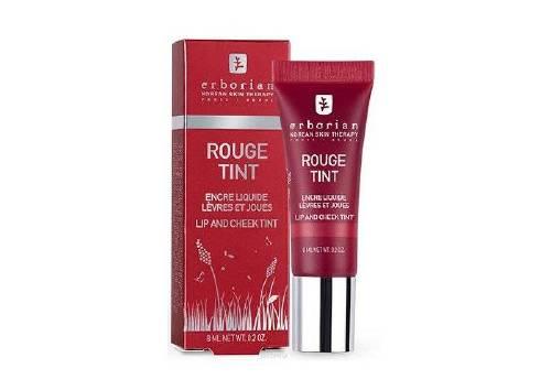 Тинт для губ и щек Rouge Tint, Erborian