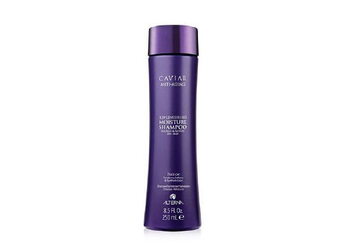 Увлажняющий шампунь с морским шелком Replenishing Moisture Shampoo, Alterna