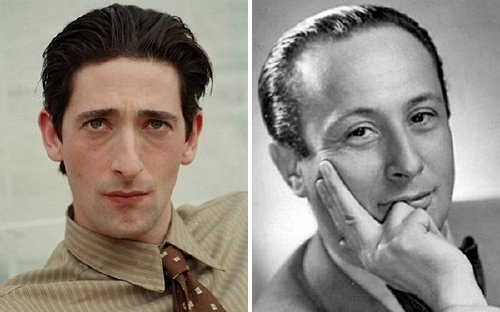 actors 20 Actors vs. the real people they played in films (20 Photos)