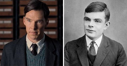 actors 5 Actors vs. the real people they played in films (20 Photos)