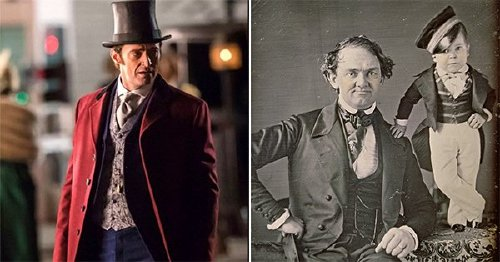 actors 1 Actors vs. the real people they played in films (20 Photos)
