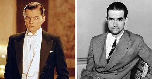 actors 4 Actors vs. the real people they played in films (20 Photos)