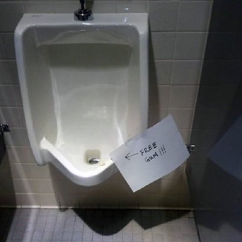 bathroom stalls are canvases for the shttiest sense of humour 25 photos 15 Bathroom stalls are canvases for the sh*ttiest sense of humour (34 Photos)