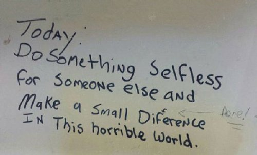 bathroom stalls are canvases for the shttiest sense of humour 25 photos 7 Bathroom stalls are canvases for the sh*ttiest sense of humour (34 Photos)