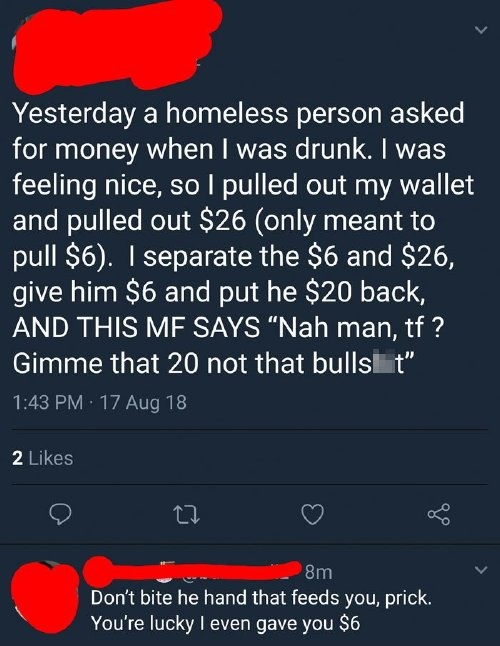 choosing beggars 147 5bed4fc082449 7001 Beggars cant be choosers but these may just boil your blood (30 Photos)
