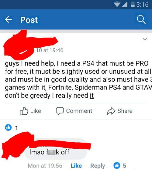choosing beggars 16 5beaa7ac955dd 7001 Beggars cant be choosers but these may just boil your blood (30 Photos)