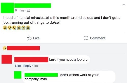 choosing beggars 26 5beac72293af6 7001 Beggars cant be choosers but these may just boil your blood (30 Photos)