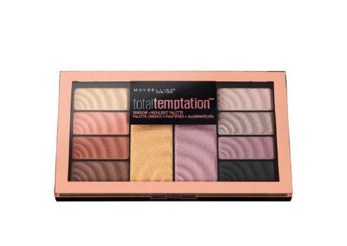 Палетка для макияжа Total Temptation, Maybelline New York
