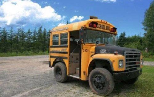 Bi**h, I'm a bus