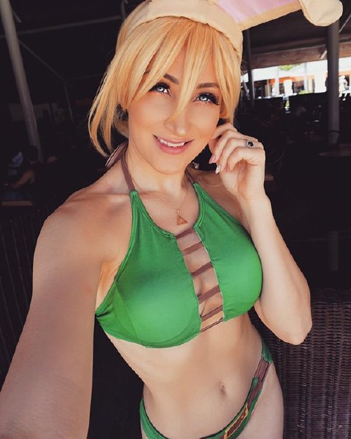 xx photos 25 Cosplay cutie Holly Wolf is something else (42 Photos)