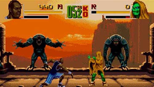 shaq fu sega genesis gameplay screenshot For Sega Genesis fans, these games will bring back bad memories (22 Photos)