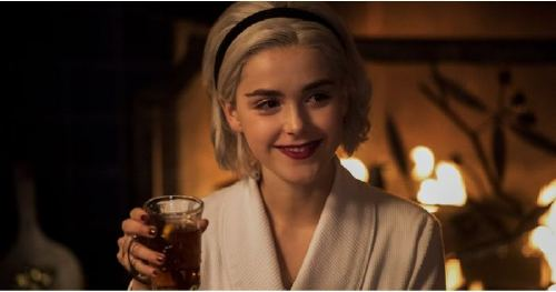 Get Your First Look at Chilling Adventures of Sabrina's Holiday Special, A Midwinter's Tale