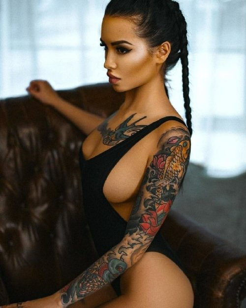 7585ac44d60cd9706e4fd541d202bf80 If youre a sucker for tattoos, we have you covered (66 Photos)