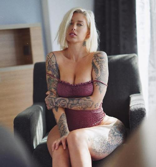 vicky aisha 43608419 735090556831110 5669802470985321111 n If youre a sucker for tattoos, we have you covered (66 Photos)