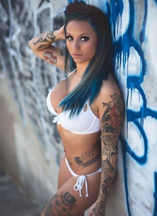 73ad99a3a0e468669676e0f531aaf1ea If youre a sucker for tattoos, we have you covered (66 Photos)