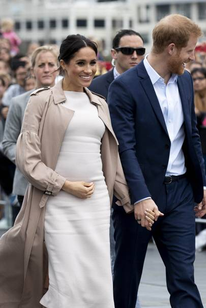 Maternity style inspo from some of the world's chicest pregnant women