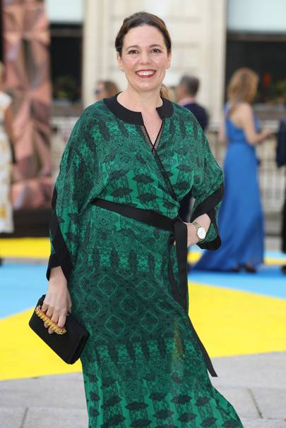 Meet the woman behind The Crown's award-winning wardrobe